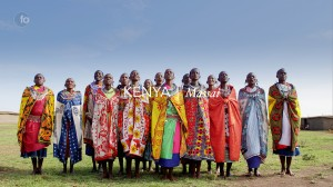 Kenya_Massai_women
