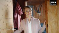 Magdalena Neuner für Joka - Jordan Kassel Firmendarstellung - Imagefilm Frankfurt