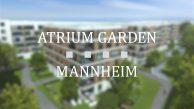 Atrium Garden Mannheim Baustellenbegehung für Vetter und Partner