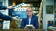 Lesung zur Frankfurter Buchmesse - Absender Ost-Berlin Roman und Hörbuch von Thomas Pohl