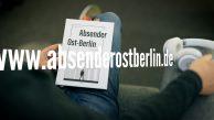Absender Ost-Berlin Roman und Hörbuch von Thomas Pohl