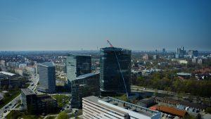Samsung Semiconductor Europe Filmproduktion Department Studios Frankfurt