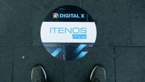 Itenos Digital X Telekom Department Studios Frankfurt